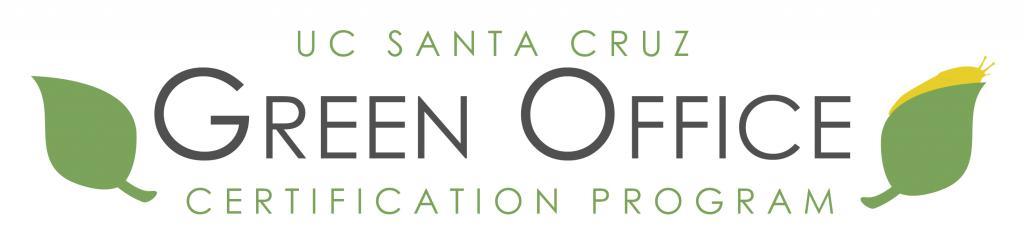 Green Office Certification Program