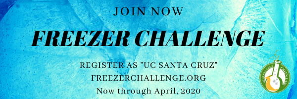 Freezer Challenge call to participate